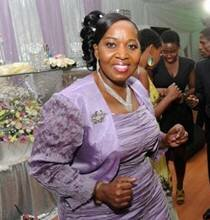 Новая жена президента ЮАР. Фотографии