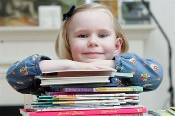 Одаренная 4-летняя Хайди Хэнкинс Heidi Hankins