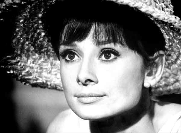 Одри Хепберн. Самые красивые женщины в истории кино