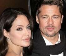 Свадьба Анджелины Джоли и Брэда Питта. Фотографии