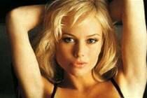 Самая красивая блондинка России. Фотографии