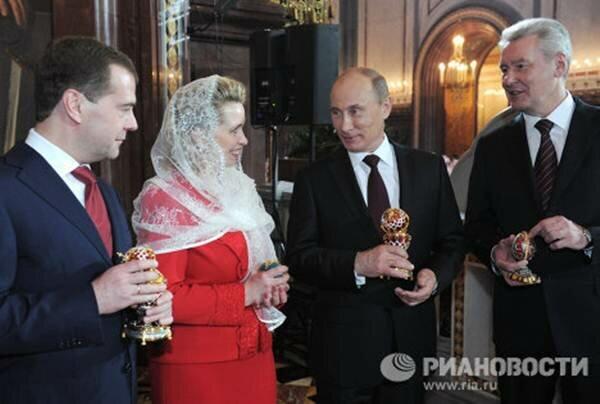 Сколько заработала Светлана Медведева. Фотографии