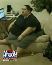 Самая толстая женщина в мире выходит замуж
