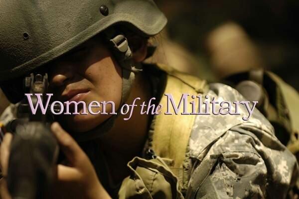 Женщины-военнослужащие в американской армии
