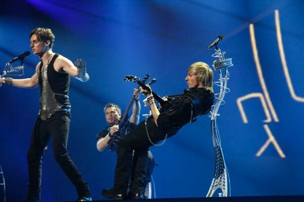 Все песни Евровидения 2017. Фотографии