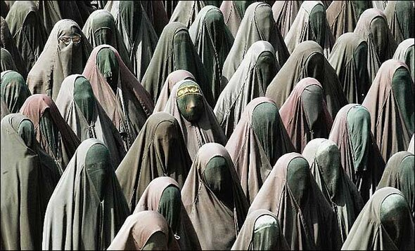 Как правильно бить жену в исламе. Фотографии