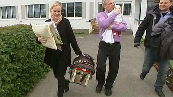 Президент с младенцем на руках скоро может появиться в Исландии