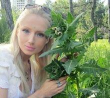 Одесская Барби показала своего двойника