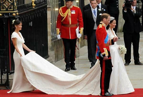 29 апреля 2017 года Кейт Миддлтон вышла замуж за принца Уэльского Уильяма