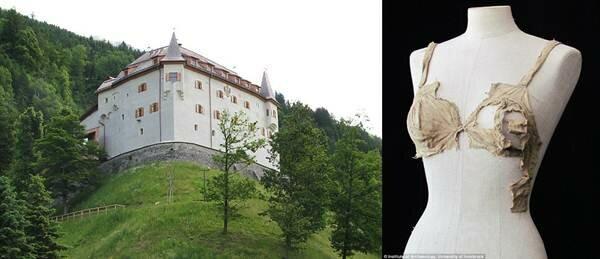 Бюстгальтер и трусики рыцарских времен
