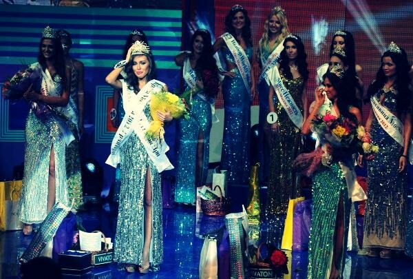 «Мисс Москва 2012» Алена Клименко. Фотографии