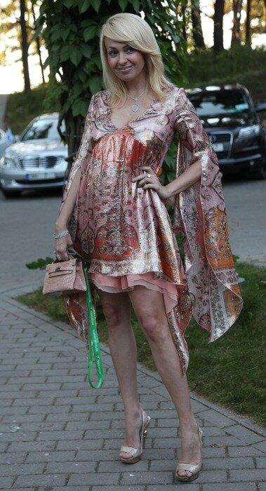 Яна Рудковская призналась в беременности