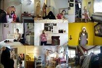 Девушки и их комнаты. Фотопроект