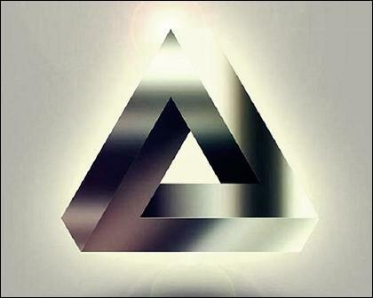 Любовь как треугольник