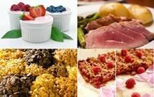 Полезные фасованные пищевые продукты