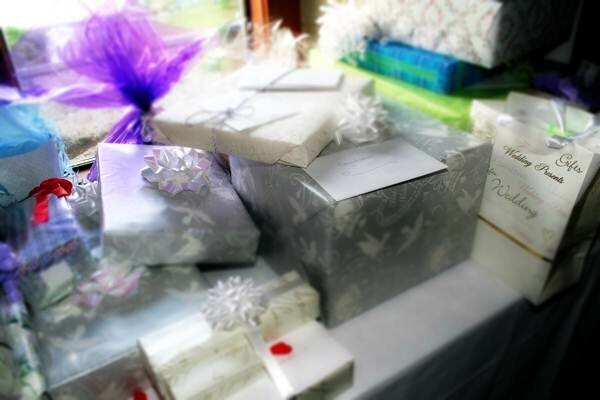 Что дарят на свадьбу