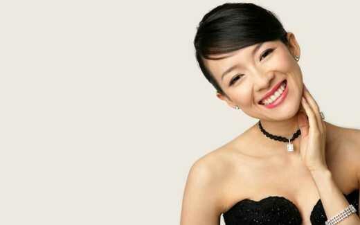 Чжан Цзыи – китайская актрис