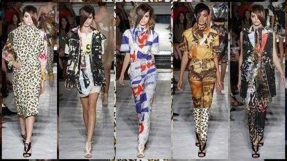 Модные тренды идут с Востока