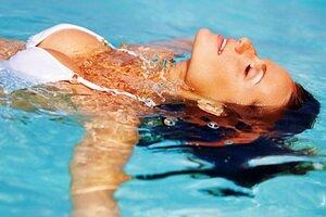 Методика: как научить плавать взрослого человека. Фотографии