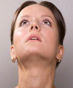 Эффективные упражнения гимнастики для подтяжки лица. Фотографии