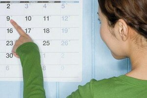 Календарь и таблица опасных дней для зачатия ребенка. Фотографии