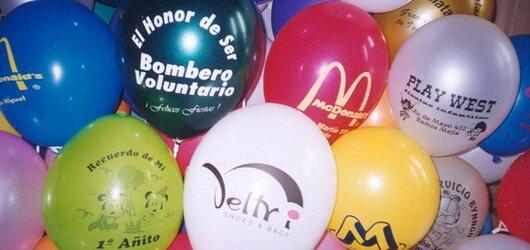 Воздушные шары: много возможностей. Фотографии