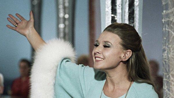 Скончалась певица Мария Пахоменко. Фотографии