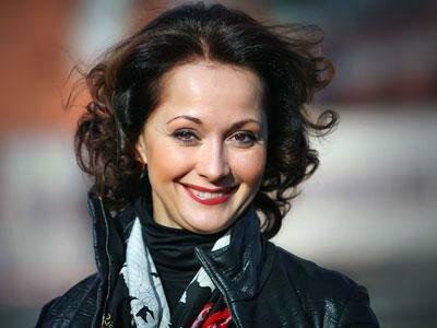 Ольга Кабо родила сына Виктора. Фотографии