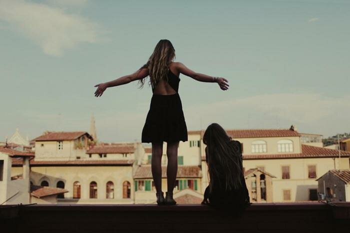 Женщины. Фотограф Ниррими Фаербрейс. Фотографии