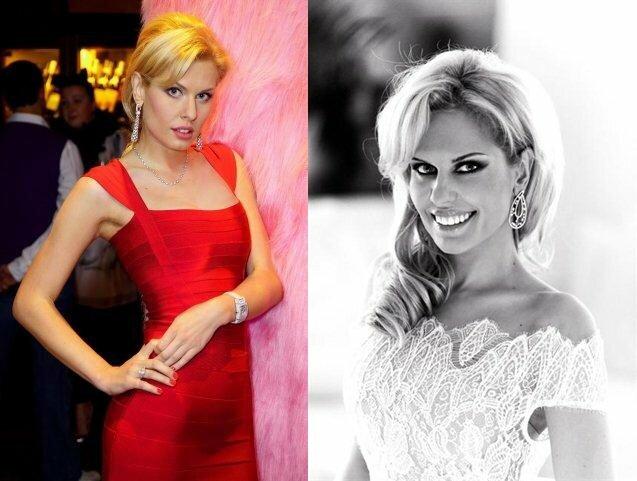 Анна Щапова Самая красивая в мире замужняя женщина