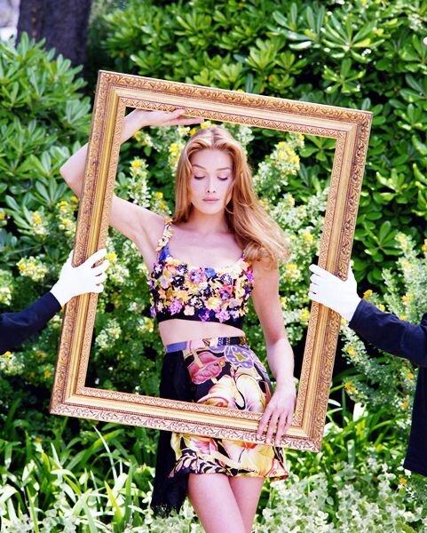 Карла Бруни Саркози. Красивые фотографии. Фотографии