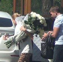 Ева Бушмина вышла замуж. Фотографии