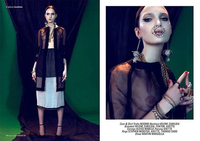 Из моделей в фотографы: Николь Демешик. Фотографии