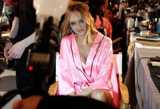 За кулисами фэшн шоу Victorias Secret 2016. Фотографии