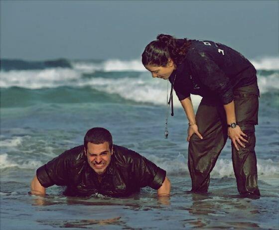 Портреты девушек ЦАХАЛ Фотографии солдат Армии освобождения Израиля