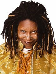 Whoopi Goldberg Вупи Голдберг – 57! Фотографии