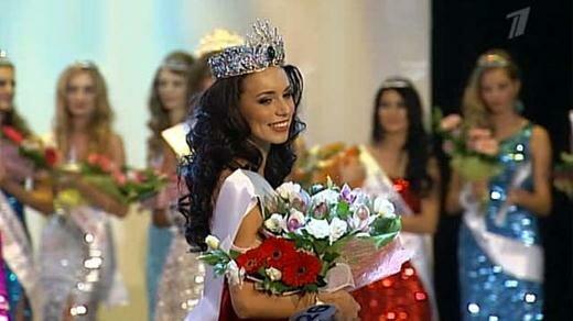 Самая красивая россиянка Элина Киреева. Фотографии