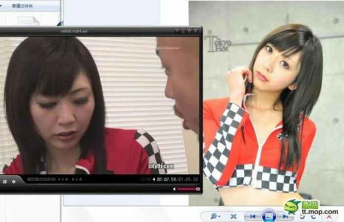 Японские порноактрисы в кино и в жизни. Фотографии