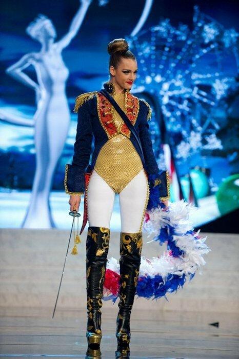 Участницы «Мисс Вселенная 2016» в национальных костюмах. Фотографии