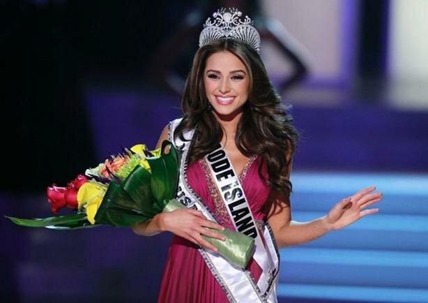 Победительница конкурса «Мисс Вселенная» Оливия Кульпо. Фотографии