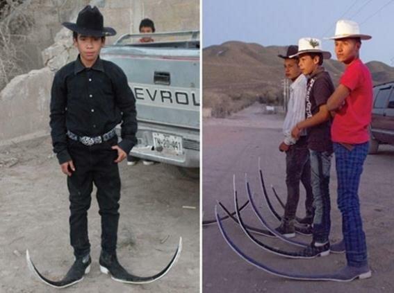 Мексика – эльфийские сапоги