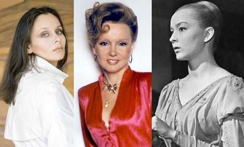 Фотографии. Самые красивые актрисы отечественного кинематографа