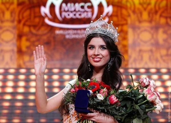 «Мисс Россия 2017» из Междуреченска Эльмира Абдразакова. Фотографии