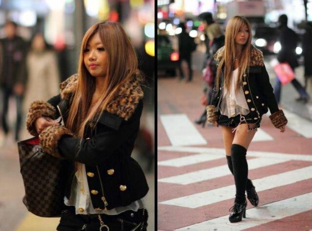 Подборка красивых японских девушек фото 534-304