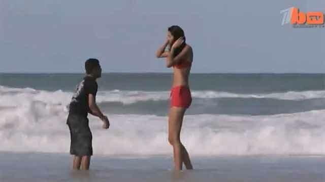Самая высокая девушка в мире нашла свою вторую половинку. Фотографии