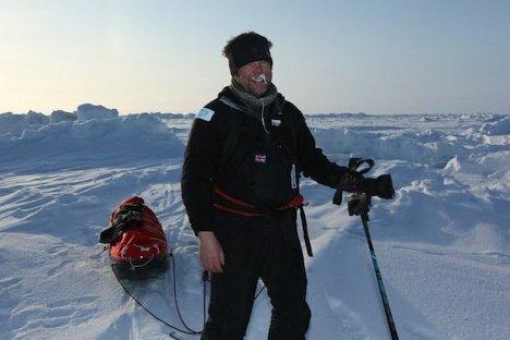 Фотографии первого венчания на Северном полюсе Wedding Ceremony at North Pole (6) (468x312, 24Kb)