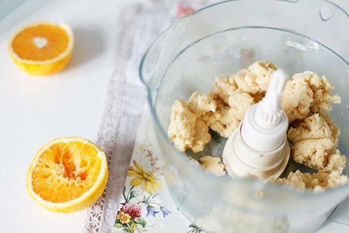 Клюквенный пирог с апельсином  . Фотографии