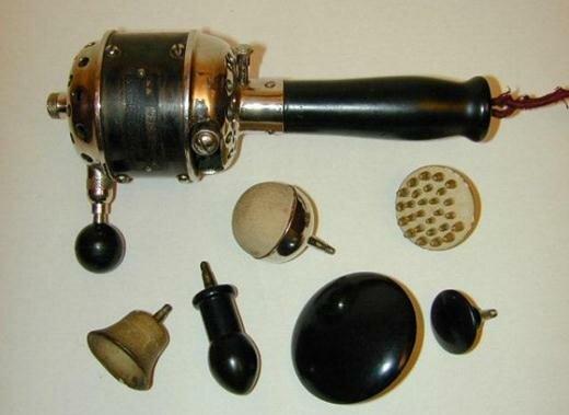Музей старинных вибраторов в США. Фотографии