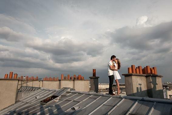 «Безнадежный романтик». Фотоистория любви Жульена Мове
