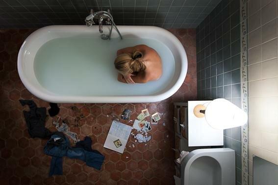 «Безнадежный романтик». История любви в фотографиях Жульена Мове. Фотографии